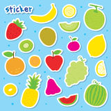Fruit Juice Drink Cute cartoon Gift Wrapping Design Vector Stock Photos