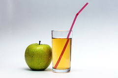 Fruit juice. Royalty Free Stock Images