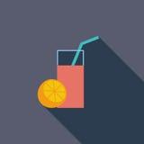 Fruit Juice Icon Image libre de droits