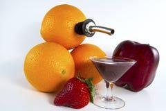 Fruit Juicing stock foto's