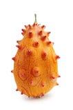 Fruit Kiwano - African horned cucumber Royalty Free Stock Image