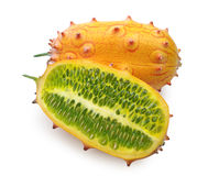 Fruit Kiwano Stock Photography