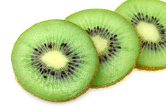 Fruit kiwi Stock Photography