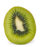 Fruit kiwi section Stock Image