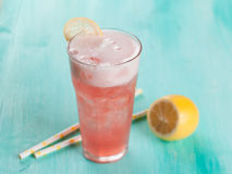 Fruit lemonade Stock Photography