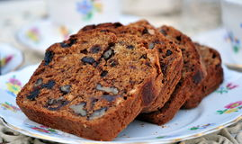 Fruit loaf Stock Photography