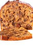 Fruit loaf cake B Stock Photo