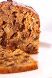 Fruit loaf cake C Stock Images
