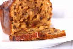 Fruit loaf cake E Stock Image