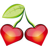 Fruit love Royalty Free Stock Photography