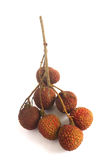 Fruit lychee Royalty Free Stock Images