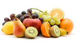 Fruit mélangé photo libre de droits