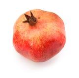 Fruit mûr simple de grenade photo stock