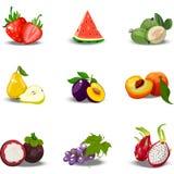 Fruit mûr juteux Photographie stock