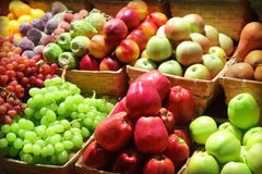 Free Fruit Market Stock Photography - 25621222