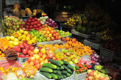 Fruit Market Royalty Free Stock Image