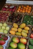 Fruit_Market_Amsterdam_2 Stockfotografie