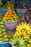 Fruit market in Bali Stock Images