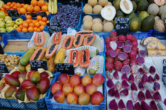 Fruit Market Stock Images