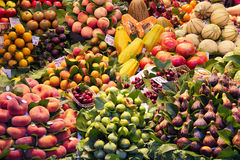 Fruit at the market Royalty Free Stock Photos