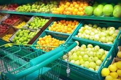 Fruit market Royalty Free Stock Photo