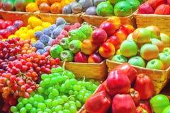 Fruit market Royalty Free Stock Images