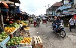 Fruit Market Stock Photography