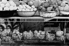 Fruit Market in Israel. Royalty Free Stock Images