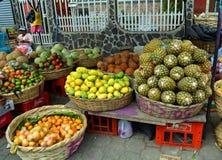 Fruit Market. Local fruit market in Matagalpa, Nicaragua stock photo