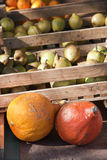Fruit on the market Royalty Free Stock Photography