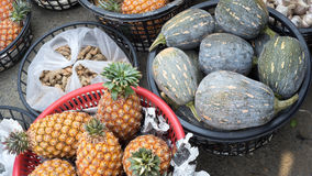 Fruit market Royalty Free Stock Images