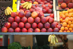 Fruit on market Stock Images