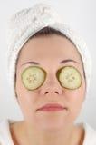Fruit mask #16 Stock Photos