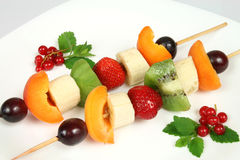 Fruit meal Royalty Free Stock Images