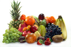 Fruit mix Royalty Free Stock Image