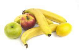 Fruit mix Stock Photography