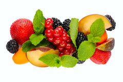 Fruit mix with Stock Images