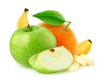 fruit mix Royalty Free Stock Photos