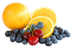 Fruit mixed Royalty Free Stock Photo