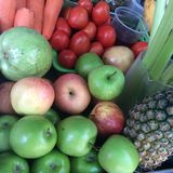 Fruit. Mixer fruit apple Stock Images