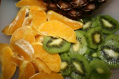 Fruit Mixture 3 Royalty Free Stock Photos