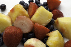 Fruit Mixture Royalty Free Stock Photo
