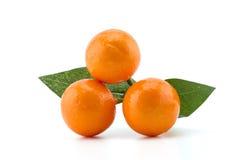 Fruit modèle orange fake photo stock