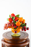 Fruit model Royalty Free Stock Image