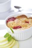 Fruit mousse Royalty Free Stock Photos