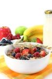 Fruit Muesli Stock Image
