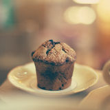 Fruit muffin Stock Image