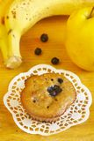 Fruit muffins Royalty Free Stock Photography