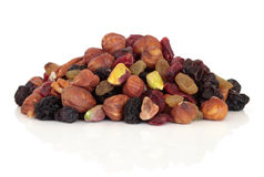 Fruit Nut and Berry Mix Royalty Free Stock Photography