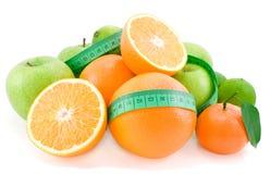 Fruit nuttig aan gezondheid. Royalty-vrije Stock Afbeelding